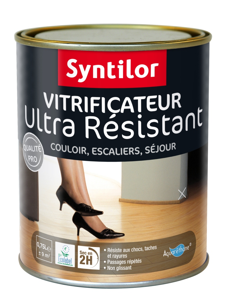 Vitrificateur Special Escaliers Incolore Satine La Boutique Du