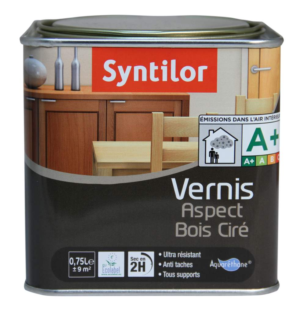 vernis int rieur incolore aspect bois cir la boutique du bois vernis d 39 int rieur vente. Black Bedroom Furniture Sets. Home Design Ideas