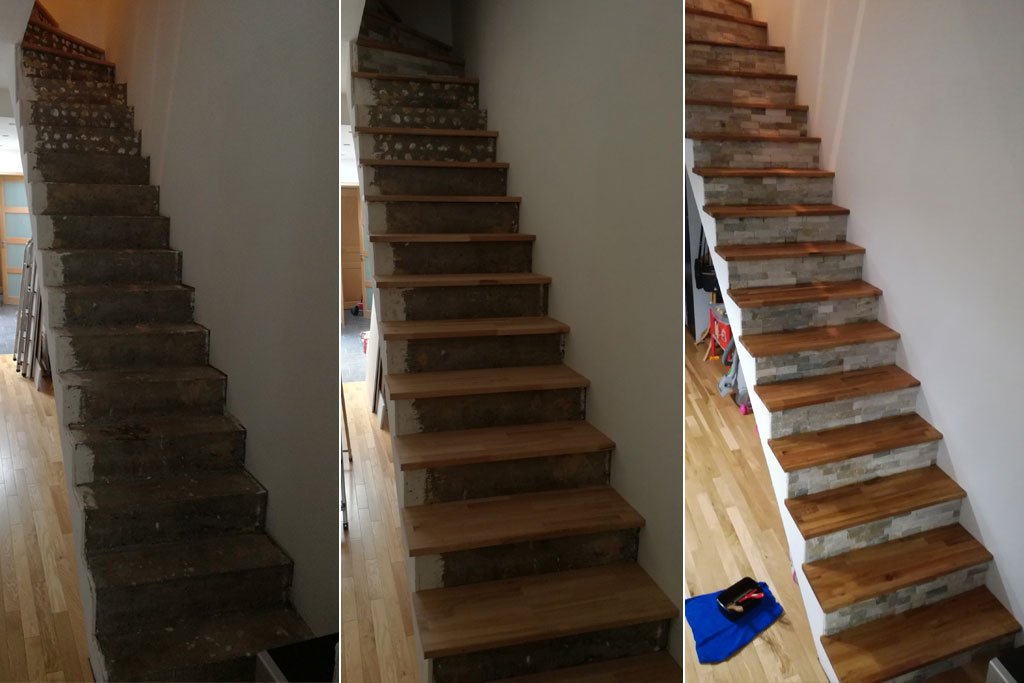Renovation marche escalier beton fabulous renovation marche escalier beton with renovation for Peinture escalier beton
